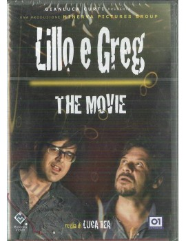 LILLO E GREG THE MOVIE DVD