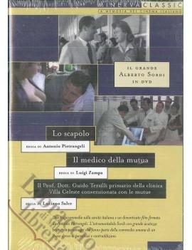 SCAPOLO - MEDICO DELLA MUTUA DVD