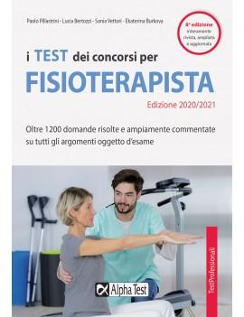 TEST DEI CONCORSI PER FISIOTERAPISTA (I)