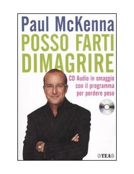 POSSO FARTI DIMAGRIRE. CON CD AUDIO