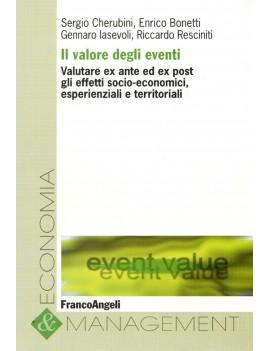VALORE DEGLI EVENTI. VALUTARE EX ANTE ED