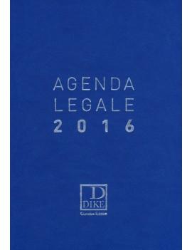 AGENDA LEGALE 2016 DIKE MINOR