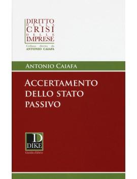 ACCERTAMENTO DELLO STATO PASSIVO