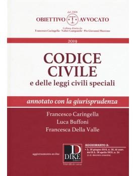CODICE CIVILE e leggi civili speciali