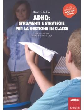ADHD: STRUMENTI E STRATEGIE PER LA GESTI