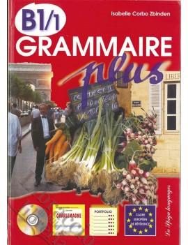 GRAMMAIRE PLUS B1/1