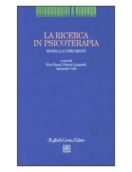 LA RICERCA IN PSICOTERAPIA.