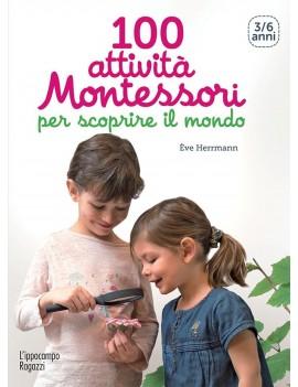 100 ATTIVITA' MONTESSORI 3/6 ANNI