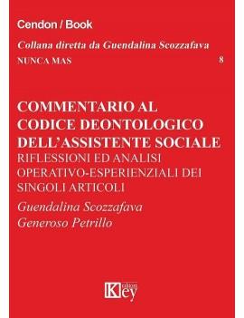 commentario al codice deontologico ass s