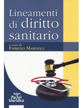 LINEAMENTI DIRITTO SANITARIO 2016