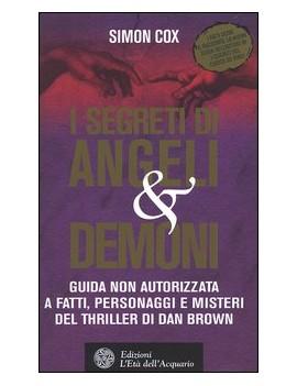 SEGRETI DI ANGELI & DEMONI. GUIDA NON AU