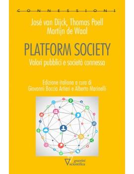 PLATFORM SOCIETY. VALORI PUBBLICI E SOCI