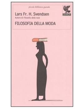 FILOSOFIA DELLA MODA