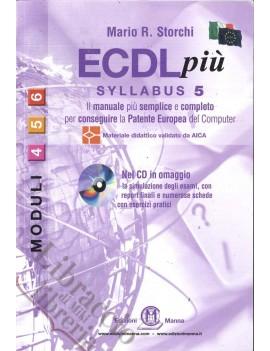 ECDL PIU' SYLLABUS 5