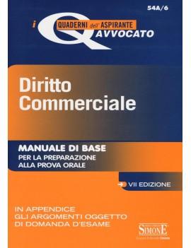 DIRITTO COMMERCIALE manuale dI BASE