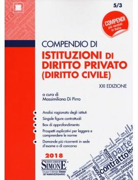 VE compendio diritto privato (civile) 20