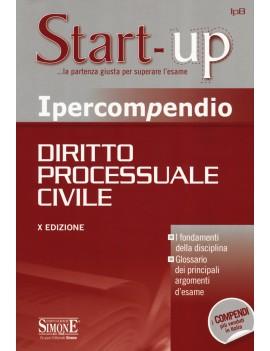 IPERCOMPENDIO DIRITTO PROCESSUALE CIV