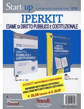 IPERKIT DIRITTO PUBBLICO COSTITUZIONALE