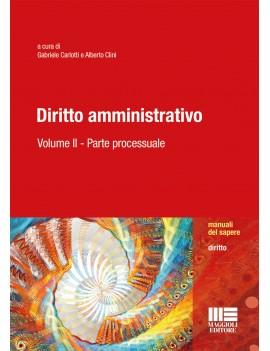DIRITTO AMMINISTRATIVO. parte processual