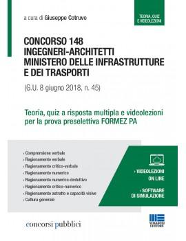 148 INGEGNERI ARCHITETTI ministero infra