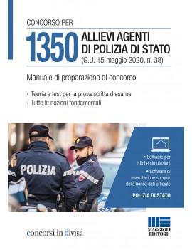 130 ALLIEVI AGENTI POLIZIA DI STATO