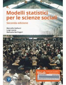 MODELLI STATISTICI PER SCIENZE SOCIALI