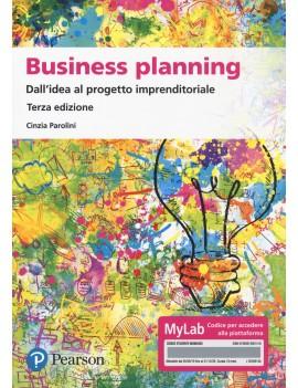 BUSINESS PLANNING. DALL'IDEA AL PROGETTO
