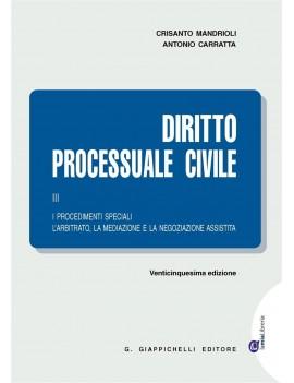2016 DIRITTO PROCESSUALE CIVILE  3
