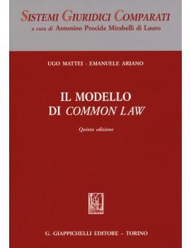 MODELLO DI COMMON LAW 2018