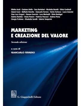 MARKETING E CREAZIONE DEL VALORE
