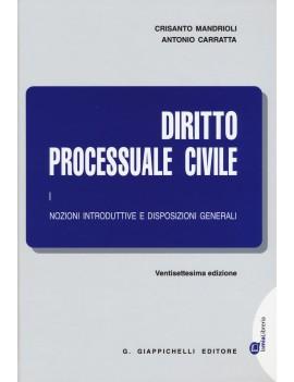2019 DIRITTO PROCESSUALE CIVILE  1