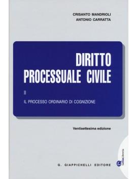 2019 DIRITTO PROCESSUALE CIVILE  2