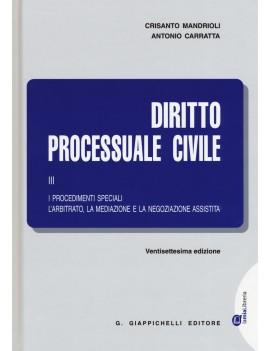 2019 DIRITTO PROCESSUALE CIVILE  3