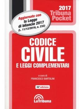 CODICE CIVILE 2016 E LEGGI COMPLEMENT
