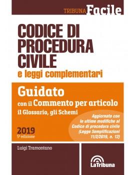CODICE PROCEDURA CIVILE GUIDATO
