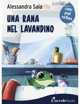 RANA NEL LAVANDINO (UNA)